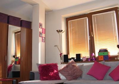 Pokój w mieszkaniu jednopokojowym / Mieszkania do wynajęcia
